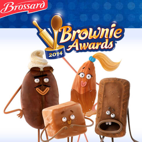 Brossard<br /> Brownie Awards